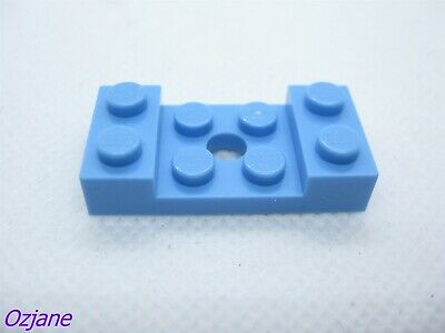 LEGO 8 X Technic Mudguard Arch /& Plate Arches Rounded for 11mm Wheel WHITE