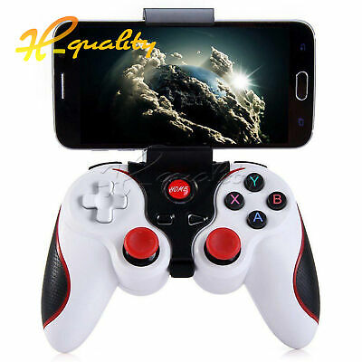 Wireless Bluetooth Gamepad Game Controller Joystick For Android Phone TV Box