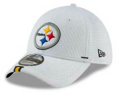 competitive price 22470 81366 New Era 2019 NFL Pittsburgh Steelers Training Camp Hat Cap 39Thirty 12024422