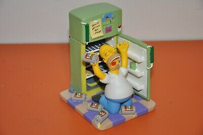 SIMPSONS HAMILTON SCULPTURE MAKE WAY FOR WILLIE VERY RARE LIMITED EDITION FIGURE