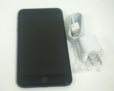 Very Good Used Black Apple iPhone 7 Plus 32GB AT&T Cricket Locked A1784