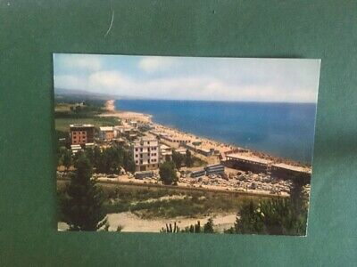 Cartolina Lido Di Copanello - Catanzaro - 1973