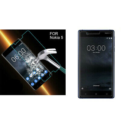 Tempered Glass Screen Protector Static Silica Membrane For Nokia 3 5 6 7 plus 8