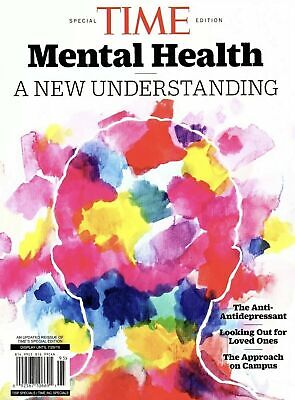 TIME Magazine MENTAL HEALTH -  A New Understanding 2019 Special Edition NEW