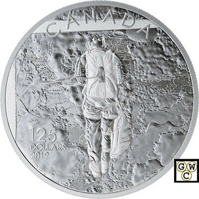 2019Operation Tonga-75th Ann. Of  Normandy Campaign' 1/2Kilo Prf $125 Coin(18763