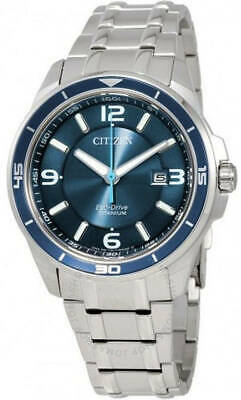 Men's Citizen Brycen Titanum Ultra Light Watch BM6929-56L