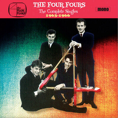 The Four Fours - The Complete Singles 1963-1966 (Cd)