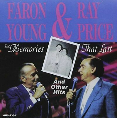 Faron Young Ray Price - Memories That Last & Other Hits New Cd