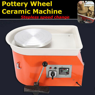25cm Forming Machine DIY Clay Tool 220V Electric Pottery Wheel Machine Pottery