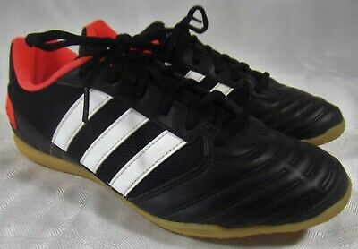 0949417bda3f NEW Adidas Freefootball SuperSala Indoor Soccer Shoe Black/Orange Q21617  Mens 11