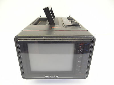 Vintage Magnavox Perfect View CJ3922 CH03 Malaysia Portable TV Television Parts