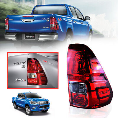 Toyota Hilux Revo M70 M80 2015-2016-2017 Tail Light Right Side Len Rear Lamp Red