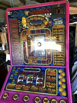 cops and robbers Arcade Machine