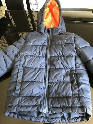 Childs  Padded Jacket/coat H& M  5-6 Years Ex Con