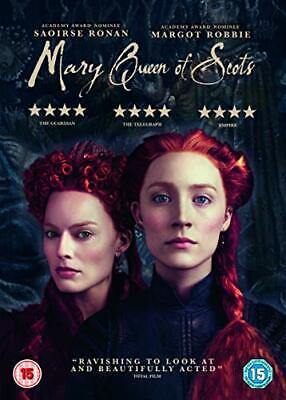 Mary Queen of Scots (DVD) [2018] - DVD  YRVG The Cheap Fast Free Post