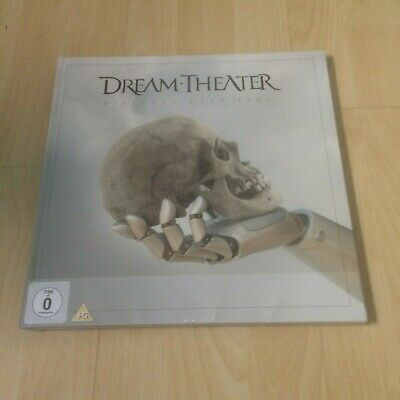 Dream Theater - Distance Over Time (2019 Limited Edition 2 X Cd + Dvd +Blu-Ray)