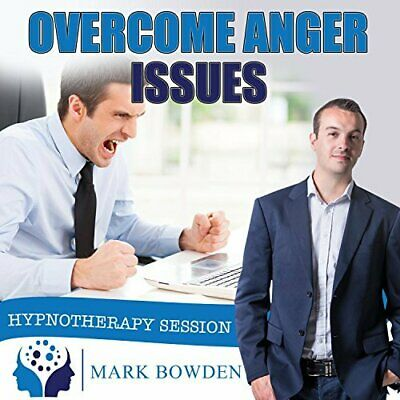 Overcome Anger Issue - Self Hypnosis CD / MP3 and APP