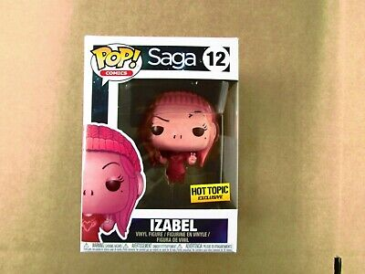 Funko Pop! Saga Izabel Hot Topic Exclusive