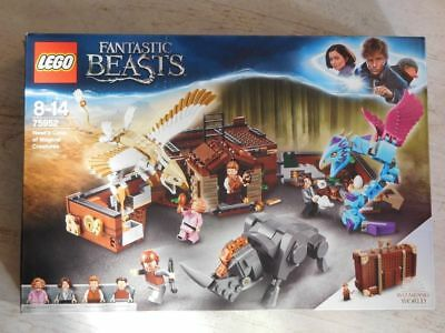 LEGO Harry Potter Newt´s Case of Magical Creatures Fantastic Beasts New!