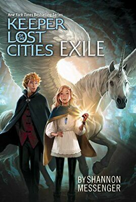 NEW - Exile (2) (Keeper of the Lost Cities) by Messenger, Shannon
