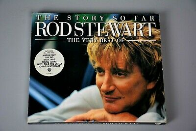 CD Album: The Very Best of Rod Stewart - The Story So Far - 2 Disc with Slipcase