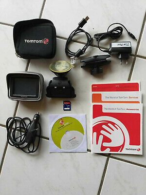 TomTom Rider 2nd. Edition Navigationsgerät + Motorradhalter Harley Road King