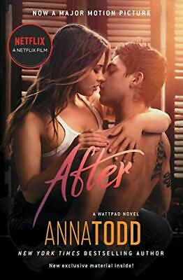 After (The After Series) by Todd, Anna Book The Cheap Fast Free Post