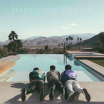 Happiness Begins CD Jonas Brothers Rock pop rock CDs and Vinyl BEST SELLING NEW