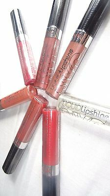 Nyc Lip Shine Gloss Brand New Red Pink Clear + L@@K Top Value