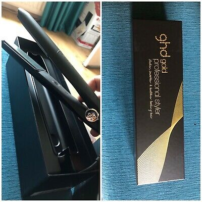 Brand new Ghd gold professional styler *official