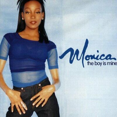 Monica - The Boy Is Mine - Monica CD UHVG The Cheap Fast Free Post The Cheap