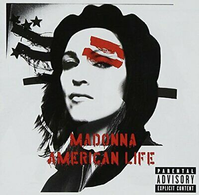 MADONNA - American Life - MADONNA CD VGVG The Cheap Fast Free Post The Cheap