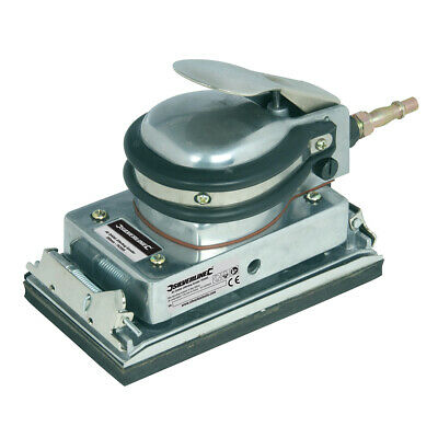 Sliverline Air Orbital Jitterbug Sander 90 x 170 x 12mm (763565)