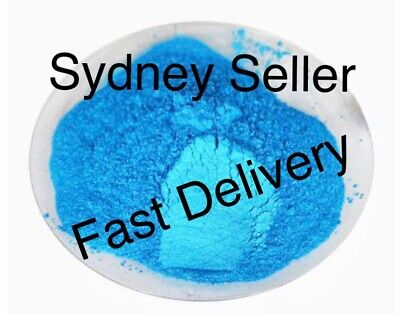 Electric Pearl Pigment Powder Epoxy Resin 4g Stunning 400 Grit Wood River Table