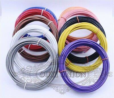 20AWG 1.8MM Cable Stranded Cord Flexible Strip Hookup UL1007 Wire 50Meter/165FT