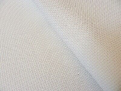 Antique White 18 Count Zweigart Aida cross stitch fabric - various size options