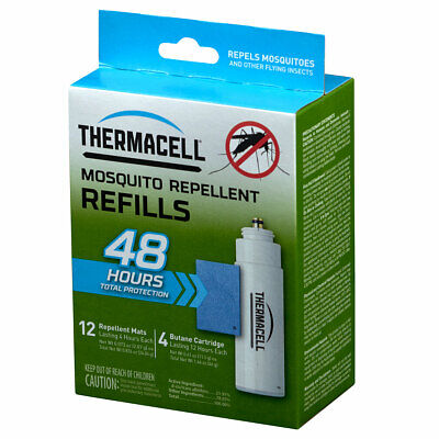 Thermacell Mosquito Repellent Refills, Value Pack