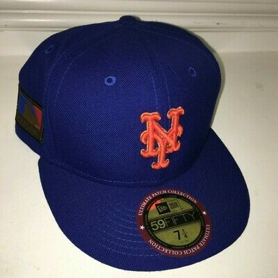 fb85c867a4c901 NEW YORK METS NYM MLB Authentic New Era 59FIFTY Fitted Cap - Blue ...