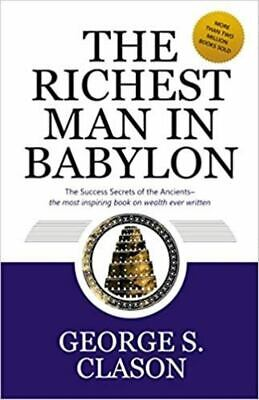 The Richest Man in Babylon Paperback By George S.Clason