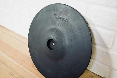 "BOOM /& CLAMP /& LEADS Roland CY-12R//C 12/"" Electronic 3 Zone Ride//Crash Cymbal"