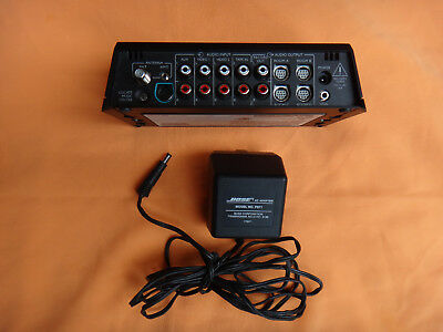 Bose M1 Multi-Room Interface for Lifestyle 40 or 50 C1 and P1 Works Perfect
