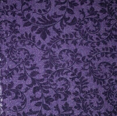 Dark Blue Tone on Tone Blender Quilting /& Sewing Fabric by the Yard #2200