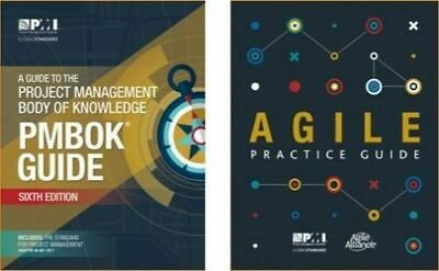 PMBOK 6th Edition+Agile Practice Guide+Q&A+Formulae+Personalized notes etc,.