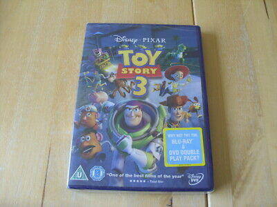 DVD - Disney/Pixar TOY STORY 3    *NEW-SEALED**FAST FREE P&P*