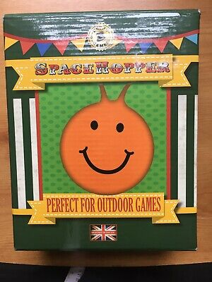Space Hopper Bouncy Retro Vintage Toy Games Large