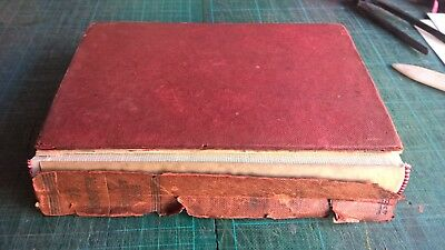Bookbinding Services - Full New Book Rebind in Cloth