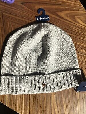 a773b3453 CANADA GOOSE CABLED Merino Wool Toque Beanie Black Noir One Size O/S ...