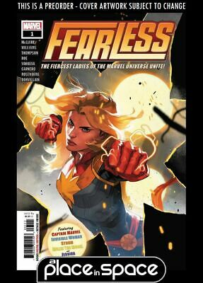(Wk28) Fearless #1A - Preorder 10Th Jul