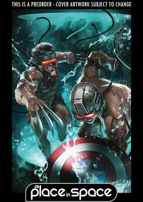(Wk28) Wolverine And Captain America: Weapon Plus #1A - Preorder 10Th Jul
