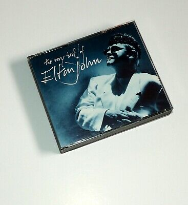 Elton John The Very Best Of – Double FATBOX CD ALBUM – See all Photos